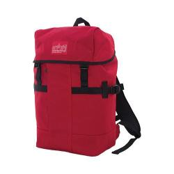 Manhattan Portage Greenbelt Hiking Backpack Red