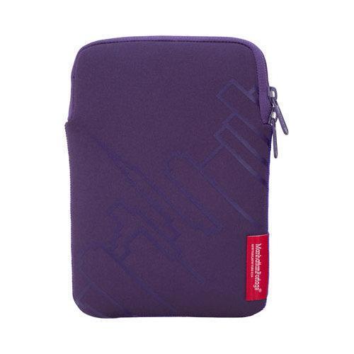 Manhattan Portage iPad Mini Sleeve Skyline Purple