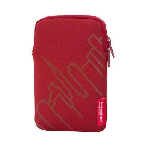 Manhattan Portage iPad Mini Sleeve Skyline Red
