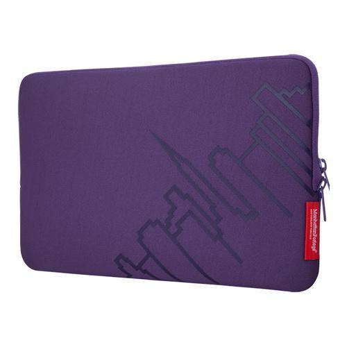 Manhattan Portage Macbook Air Skyline Sleeve 11in Purple ...