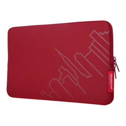 Manhattan Portage Macbook Air Skyline Sleeve 11in Red (On...