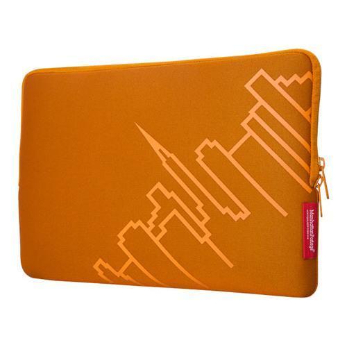 Manhattan Portage Macbook Air Skyline Sleeve 13in Orange ...