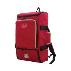 Manhattan Portage Ludlow Convertible Backpack Red