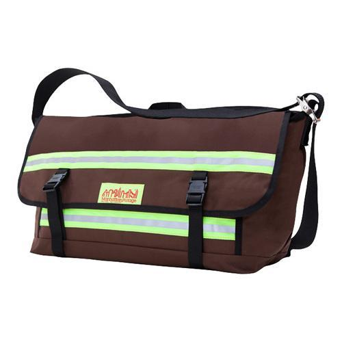 Manhattan Portage Pro Bike Messenger Bag With Stripes (La...