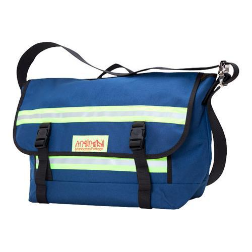 Manhattan Portage Pro Bike Messenger Bag With Stripes (Me...