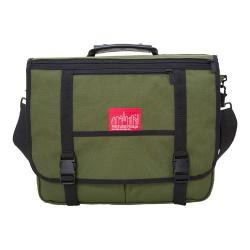 Manhattan Portage Wallstreeter With Back Zipper Olive