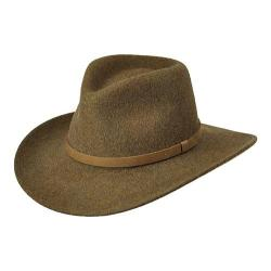 Men's Master Hatters of Texas Commuter Olive Mix (4 options available)