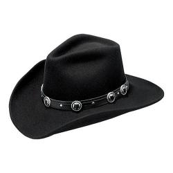 Men's Master Hatters of Texas Defiance Black