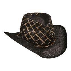 Men's Master Hatters of Texas Temecula Black (4 options available)