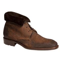 Men's Mezlan Balestra Boot Tan Suede
