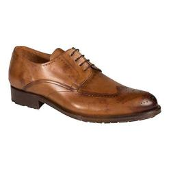 Men's Mezlan Bilbao Oxford Tan Calf