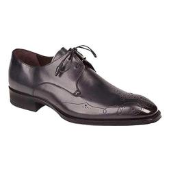 Men's Mezlan Harper Oxford Blue Calf