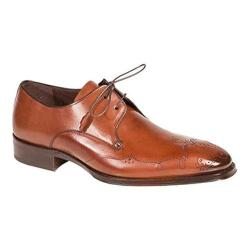 Men's Mezlan Harper Oxford Cognac Calf