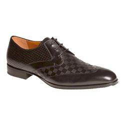 Men's Mezlan Levi Black Calf