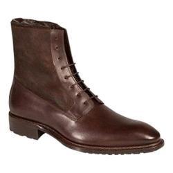 Men's Mezlan Luzern Ankle Boot Brown Calf/Suede