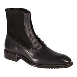 Men's Mezlan Luzern Ankle Boot Graphite Calf/Suede
