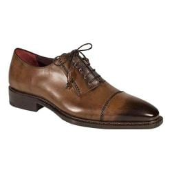 Men's Mezlan Nantes Oxford Cognac Calf