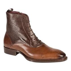 Men's Mezlan Provence Ankle Boot Brown Calf