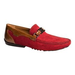 Men's Mezlan Taddeo Brick/Tan Suede/Calf
