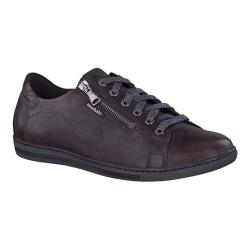 Women's mobils by Mephisto Hawai Sneaker Graphite Steve/Black Fashion