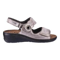 Women's mobils by Mephisto Jissy Dark Taupe Old Vintage