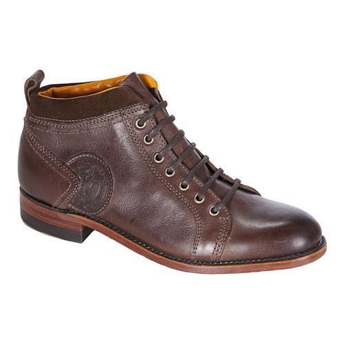 Men's Neil M Dundarg Rich Brown Full Grain Leather