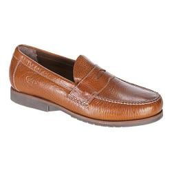 Men's Neil M Kiawah Saddle Tan Leather