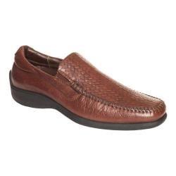 Men's Neil M Palermo Walnut Waxed Leather