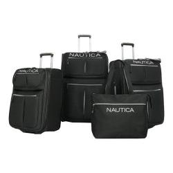 Nautica Maritime 2 Four Piece Set Black/Silver