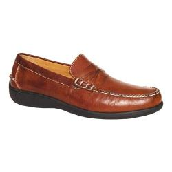 Men's Neil M Truman Chestnut Leather