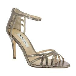Women's Nina Callie Sandal Light Silver Soft Rock