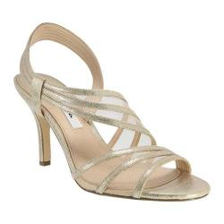 Women's Nina Vitalia Sandal Taupe Suedette (More options available)