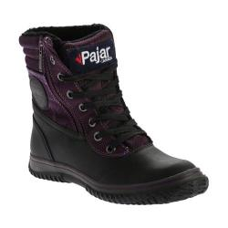 Women's Pajar Leslie Boot Black/Purple