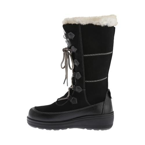 5c7aa1f77128b8 Shop Women s Pajar Nicole Boot Vintage Black - Free Shipping Today -  Overstock - 11794135