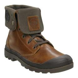Men's Palladium Baggy Leather Sunrise/Chocolate