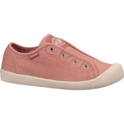Children's Palladium Flex Slip-on Sneaker Old Rose/Marshmallow