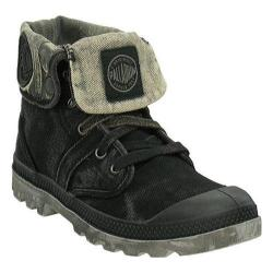Women's Palladium Pallabrouse Baggy Burnished Black/Vapor