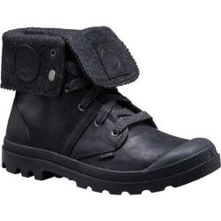 Men's Palladium Pallabrouse Baggy Plus 2 Boot Black/Metal