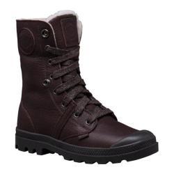 Women's Palladium Pallabrouse Baggy WPS Boot Chocolate/After Dark