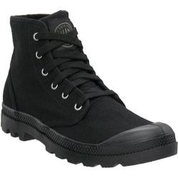 Men's Palladium Pampa Hi Canvas Black/Black