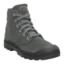 Men's Palladium Pampa Hi Canvas Stonewashed Metal
