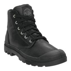 Men's Palladium Pampa Hi Leather Black