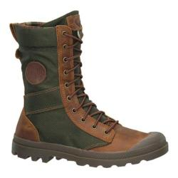 Men's Palladium Pampa Tactical Brown/Olive Drab