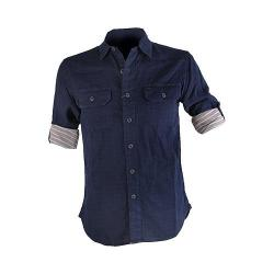 Men's Pendleton Fairbanks Fitted Shirt Indigo