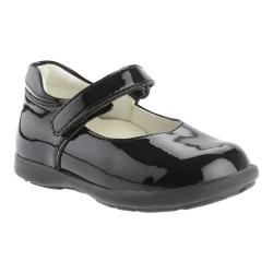 Girls' Primigi Andes Black/Black Patent Leather