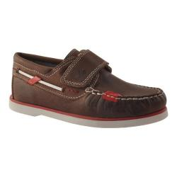 Boys' Primigi Snorky Brown Leather