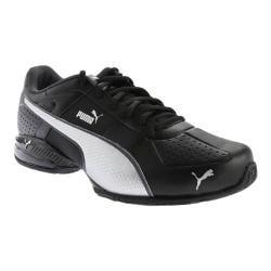 Men's PUMA Cell Surin 2 Running Shoe Black/Puma Silver/Dark Shadow