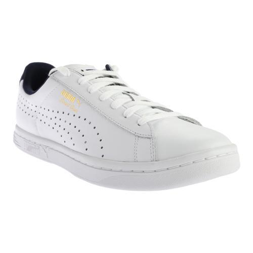 009273bfaf65 Shop Men s PUMA Court Star Crafted Sneaker White Peacoat - Free Shipping On  Orders Over  45 - Overstock - 11794630