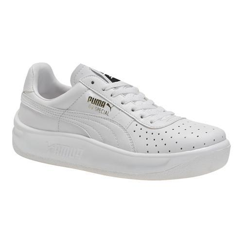 ed4d7bfaad Shop Children's PUMA GV Special 344765 White/White - Free Shipping Today -  Overstock - 11794708