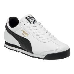 Men's PUMA Roma Basic White/Black